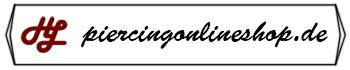 Piercingonlineshop - Piercings von A-Z online bestellen-Logo