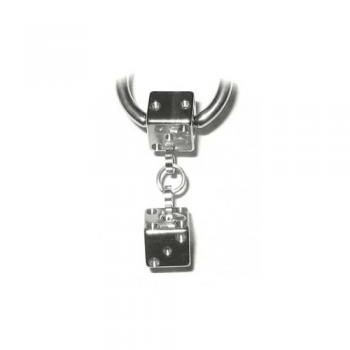 Clip-in Cube & Chain