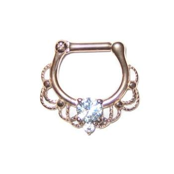 Septum Clicker FAIRYTALE SEPTUM ROSE GOLD